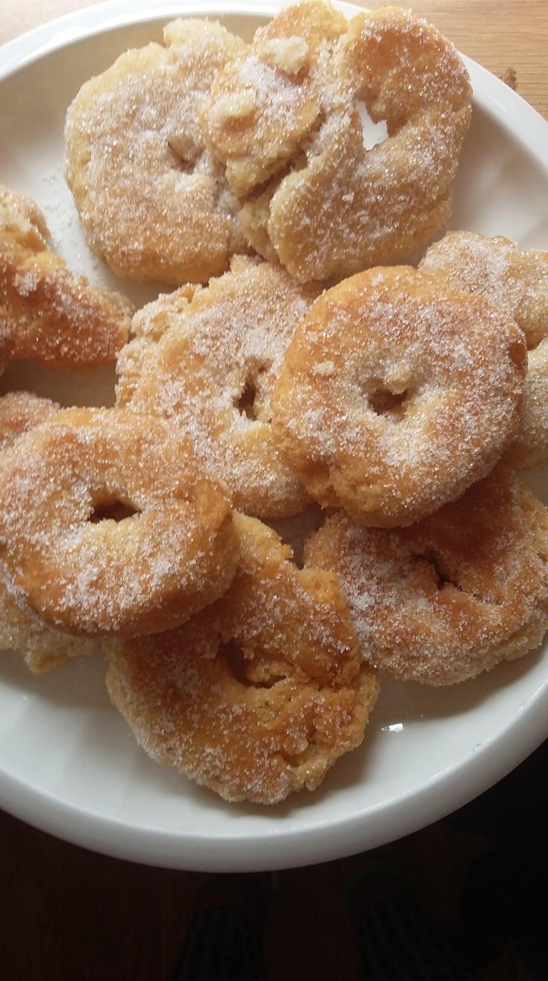 Super Tasty Doughnut Recipe