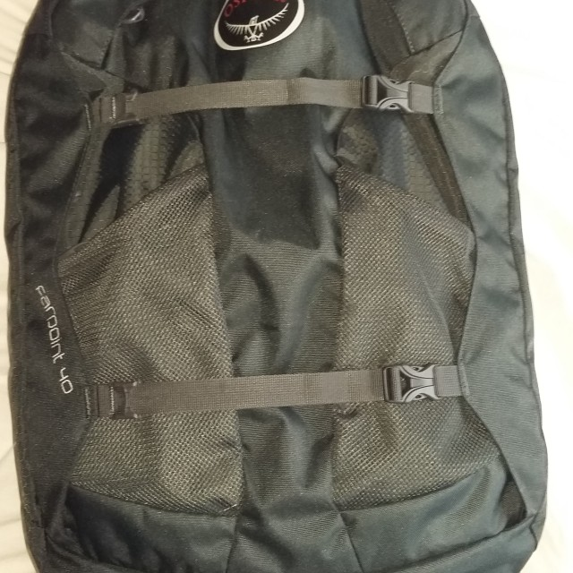Rucksack Tour and Review: Osprey Farpoint 40