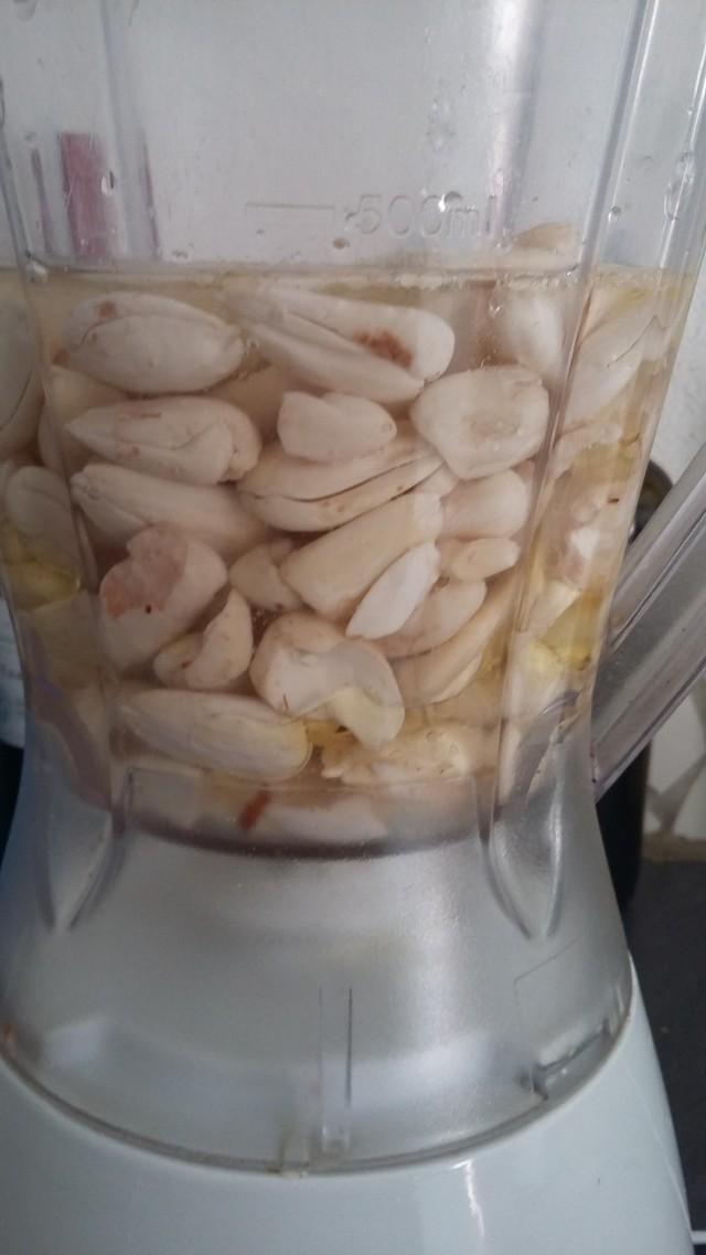 almond cheese recipe