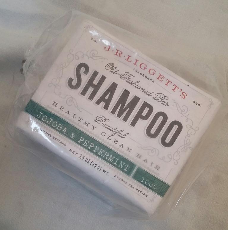 natural shampoo review