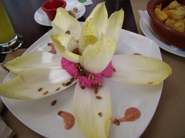Globally Vegan in.. Malaga