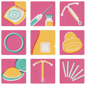 TMI talk: contraception