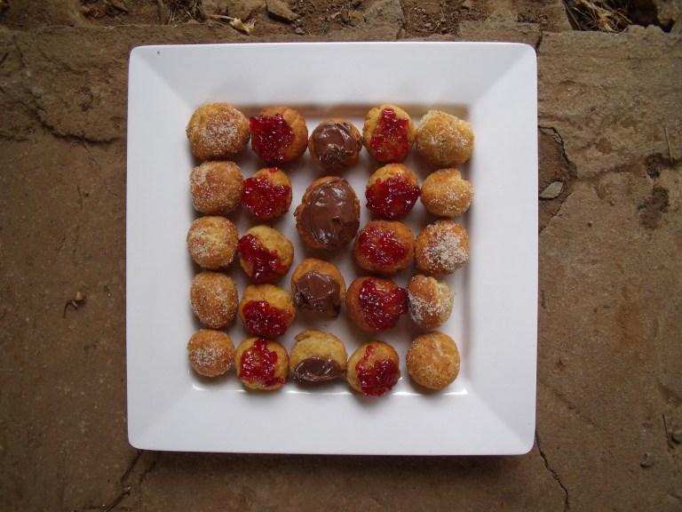 Quick and Tasty Doughnut Recipe