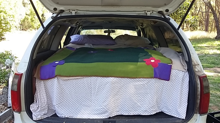 DIY Campervan: Cheap and Easy
