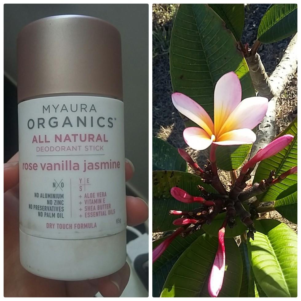 Natural Deodorant Review: Myaura Organics