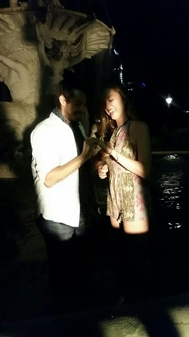 I got married?!