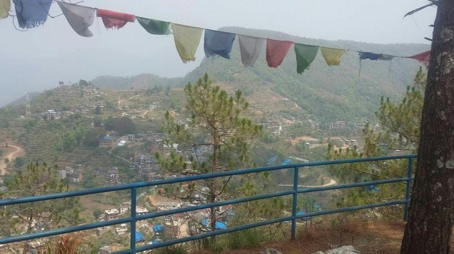 solo travelling through: Nepal