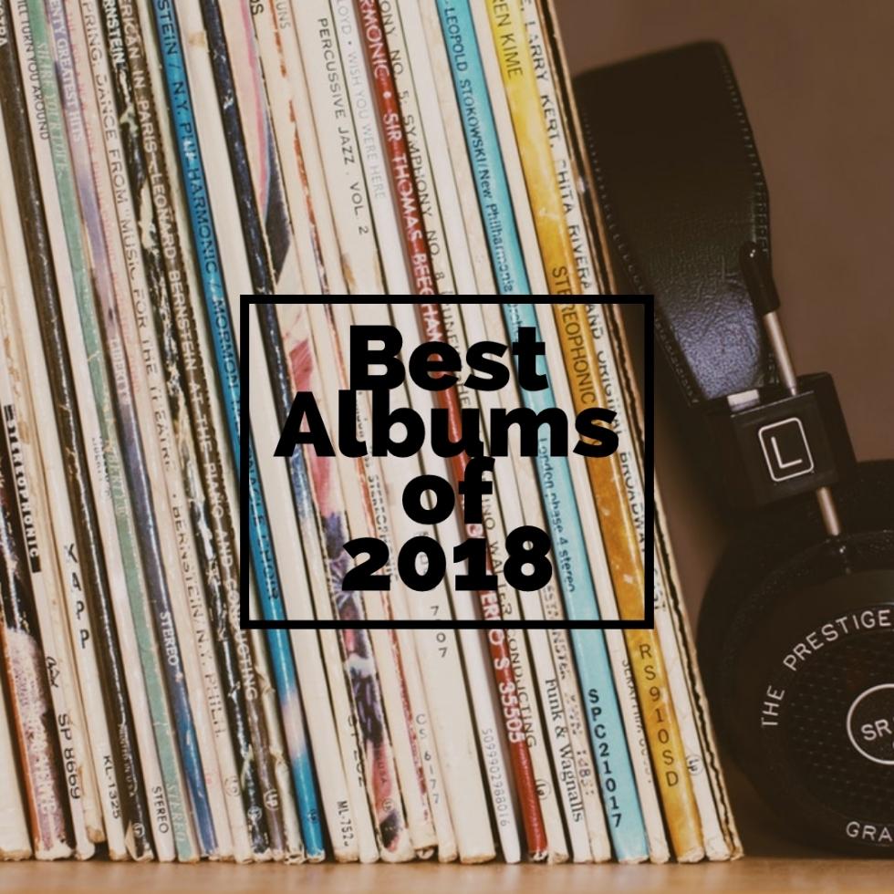 best album 2018