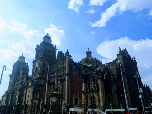 one week in mexico city