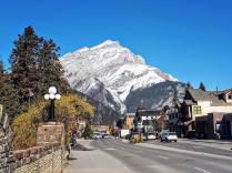 one year in Banff