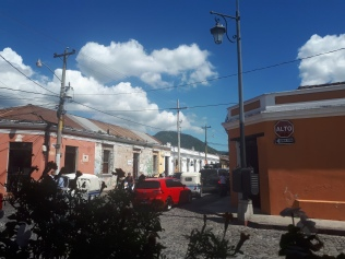 one month in guatemala