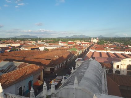 one month in nicaragua