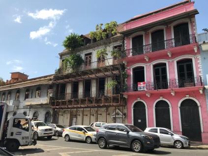 one week in Panama