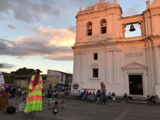 behind the scenes nicaragua