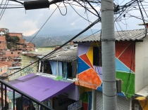 four days in medellin