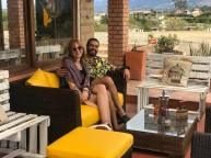 three weeks in villa de leyva