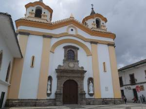 five days in popayan